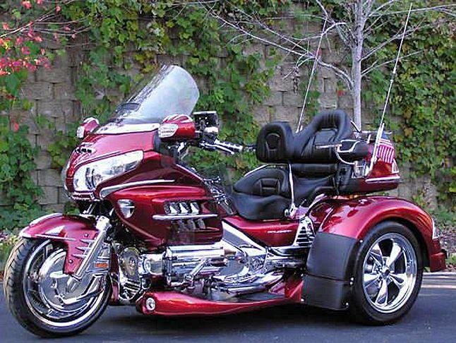 Honda Goldwing Motorcycle Helmets