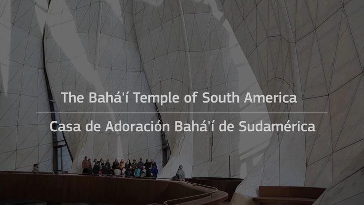 The Bahá'í Temple of South America on Vimeo