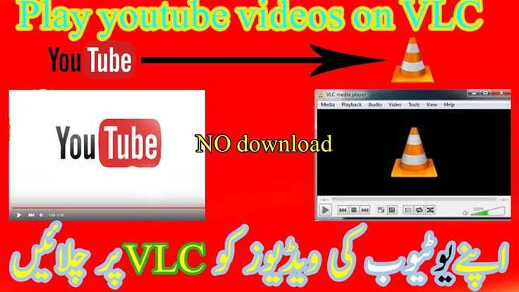 how to play youtube videos on VLC media player without download urdu hindi