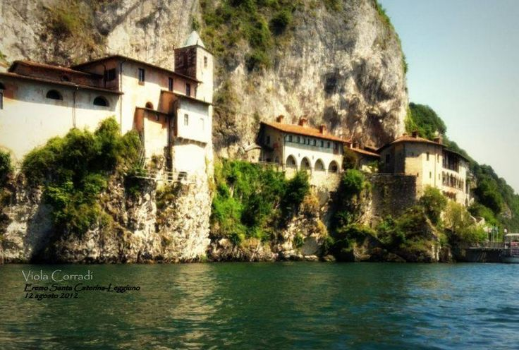 #LagoMaggiore Eremo #SantaCaterina #Leggiuno courtesy ©vIOLAcORRADI