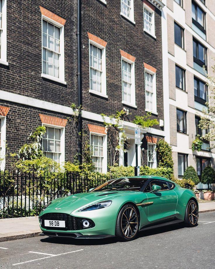 "TFJJ On Instagram: ""Boldly Specced Aston Martin Vanquish"