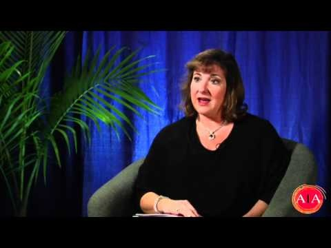 The Executive Director of the Foundation for Women's Cancer, Karen Carlson, talks about the Foundation and the scope of her work advocating for increased awareness, research and education about gynecologic cancer.