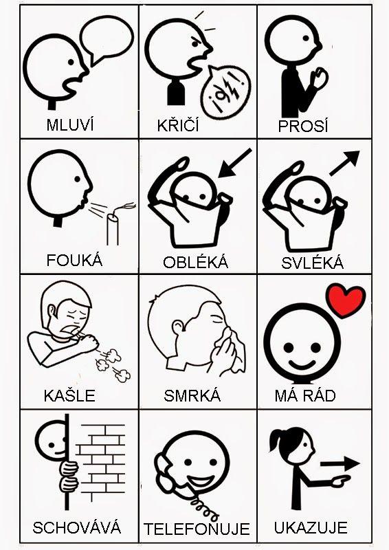 Pro Šíšu: Komunikační obrázky