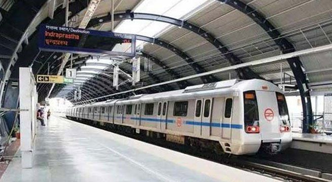 """New Delhi: Following the footsteps of various train networks across the world, the Delhi Metro Rail Corporation (DMRC) launched free high-speed Wi-Fi facility on all its Blue Line metro stations, on Friday. Titled """"Oui DMRC Free Wi-Fi"""", it will be available on all 50 stations between Dwarka sec..."""