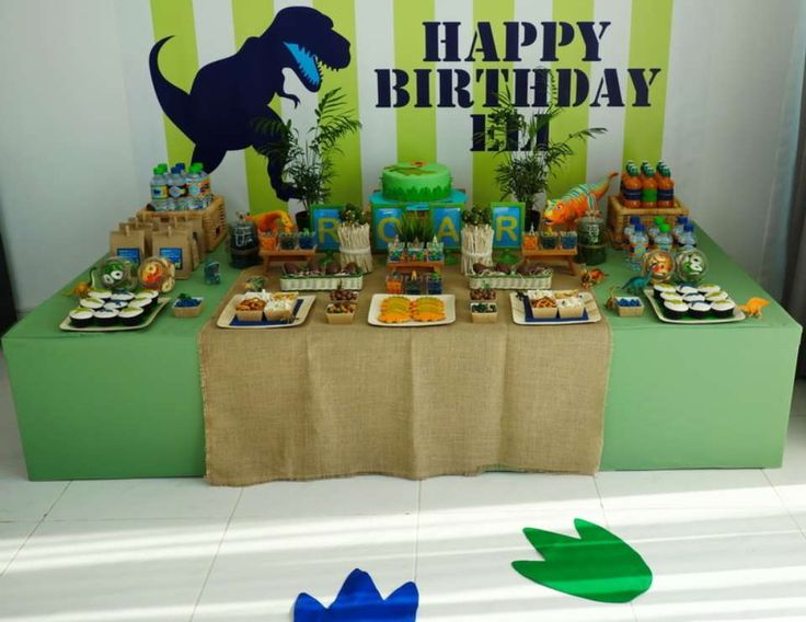 91 best Dinosaur birthday images on Pinterest Birthdays Dinosaurs