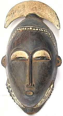 Mask Ivory Coast                                                                                                                                                     Mehr