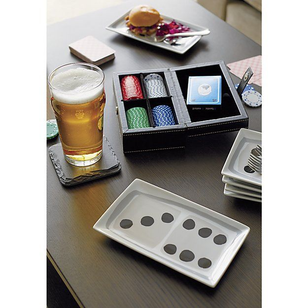 Travel Poker Set | Crate and Barrel