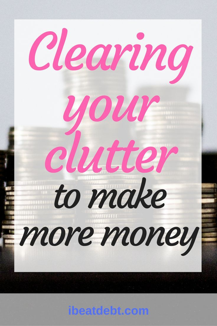 Struggling with your finances? Want to make more money? There is hundreds of pounds of stuff in every home. Here's advice on selling your items and getting some extra cash!