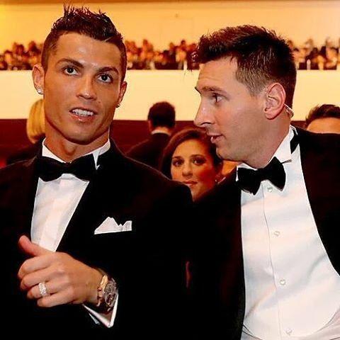 Últimos 8 Balones de Oro:  2008:CR7  2009:Messi  2010:Messi  2011:Messi  2012:Messi  2013:CR7  2014:CR7  2015:Messi  BESTIAS
