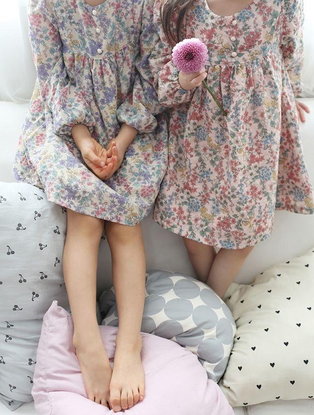 Anna Olive Pruel Dress//