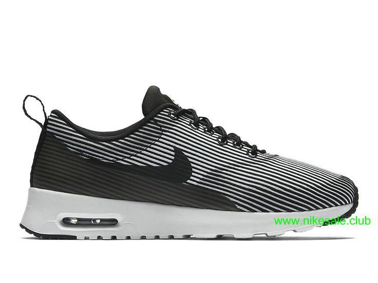 Nike Women´s Air Max Thea Jacquard Prix - Chaussures De Course Nike Sale Pas