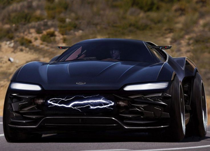 Ford Interceptor Concepts | To Star In Mad Max 4: Fury Road - Freshness Mag