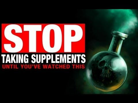 Bodybuilding Supplements Video - The SCARY TRUTH!