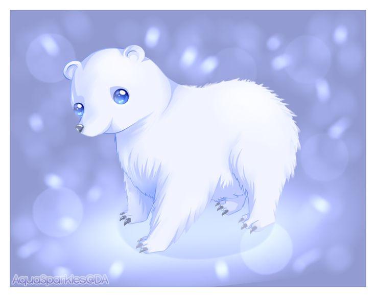 Polar Bear by AquaSparkles