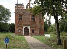 Rye House, Hertfordshire - Wikipedia, the free encyclopedia