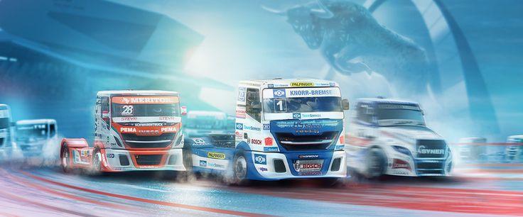 Truck Race Trophy – Das Trucker Festival am Spielberg