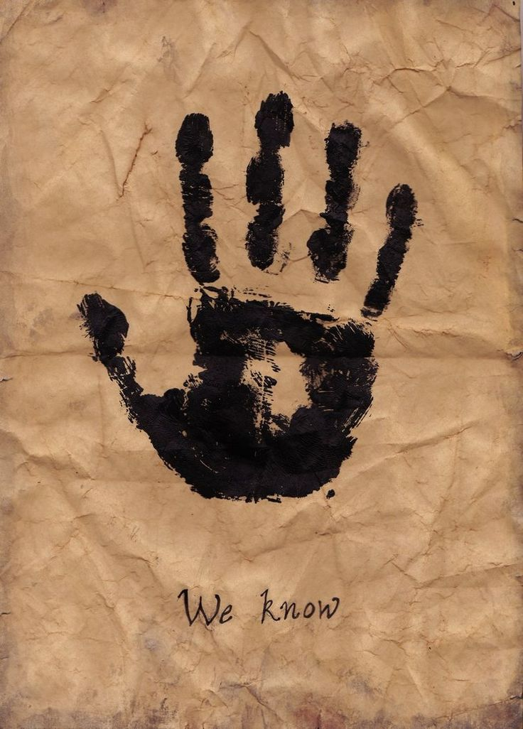 A message from the Dark Brotherhood by maissiropotti on DeviantArt