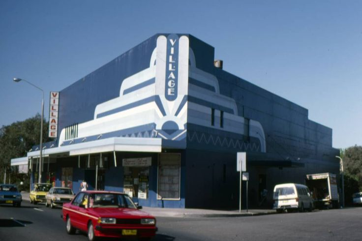 Village Cinema Spit Junction, 1986