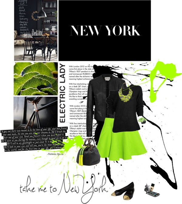"""take me to New York!"" by funky-martita on Polyvore"