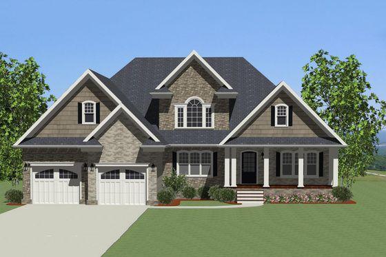 House Plan 898-6