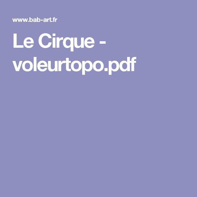 Le Cirque - voleurtopo.pdf