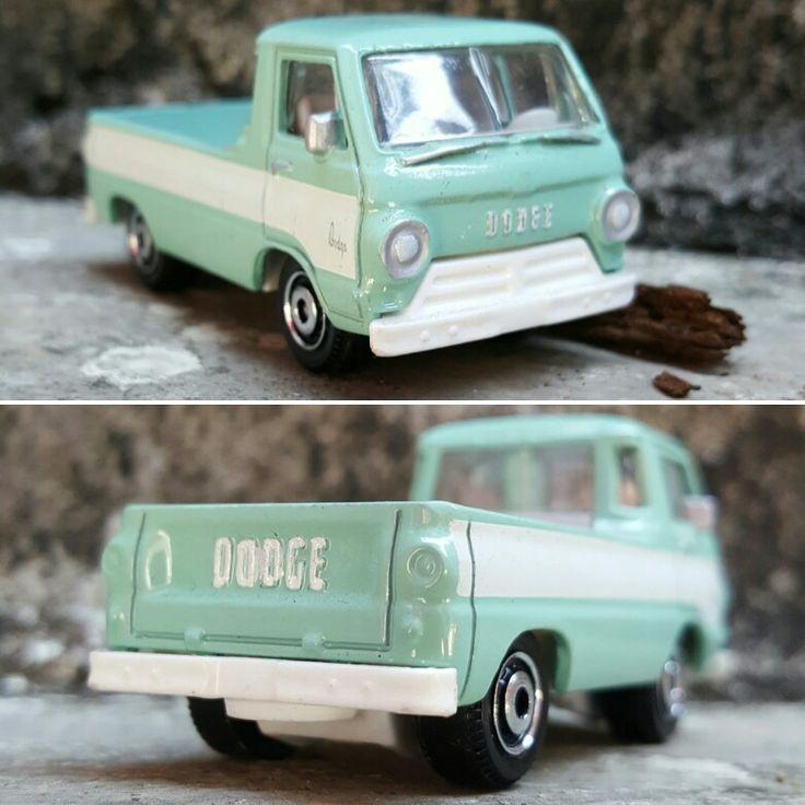 Dodge A100 pick up by Matchbox