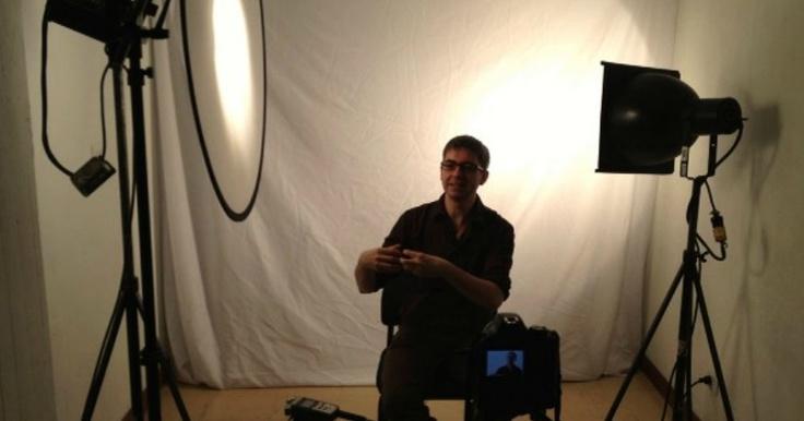Interview at the Festival de la Imagen (it's not a video) http://vimeo.com/65442207