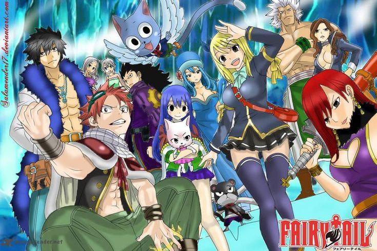Fairy Tail: Chapter 394 - Juvia vs Keith