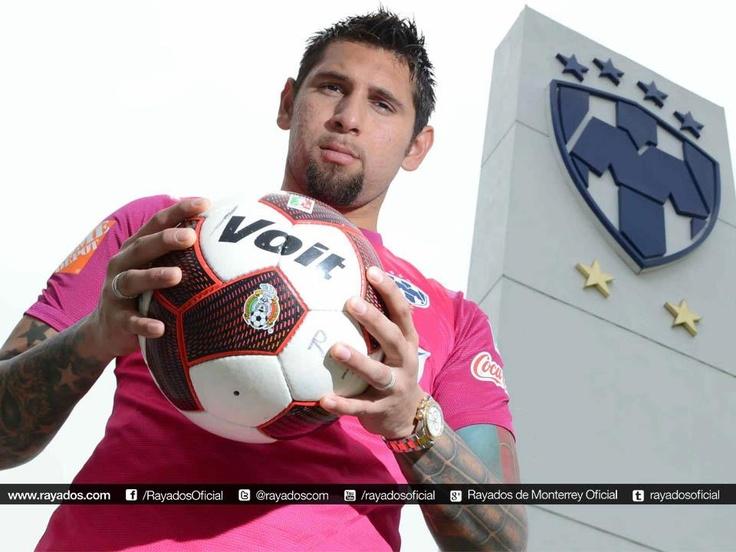 Jonathan Orozco extendió hoy su contrato por 5 años más para seguir defendiendo nuestros colores ¡Orgullo Rayado!