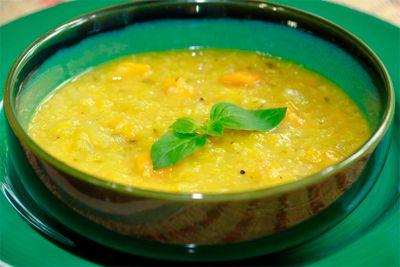 Sopa de Quinoa (Quinoa Soup)