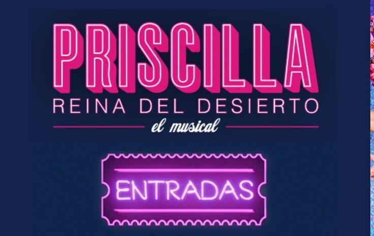 http://cuponesdescuento.latiendaonline.es/entradas-para-el-musical-priscilla/ - Entradas para el Musical Priscilla   El gran estreno internacional de la temporada, por fin llega a Barcelona, Mallorca, Pamplona, Logroño, Santander, Vigo, Murcia, Málaga, Córdoba y ya puedes sacar las entradas dese La Tienda Online. #entradasparaelmusicalPriscilla, #Priscilla, #musicalPriscilla,