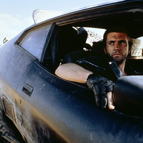 Road Warrior /Mad Max