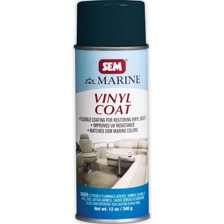 SEM Marine Vinyl Coat Spray - Overton's