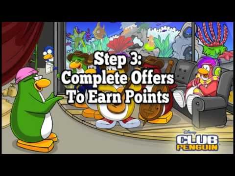 http://www.youtube.com/watch?v=NHbmhttWmBA=youtu.be Sign up at http://freegamememberships.com/club-penguin-codes/ to start earning your free Club Penguin membership for 2013!  If you've wanted a free Club Penguin membership code without having to pay, look no further than FreeGameMemberships.com! This is the one of the only legitimate sites to earn a free Club Penguin membership card for 2013. Just sign up and start earning points to use for a free Club Penguin membership account!