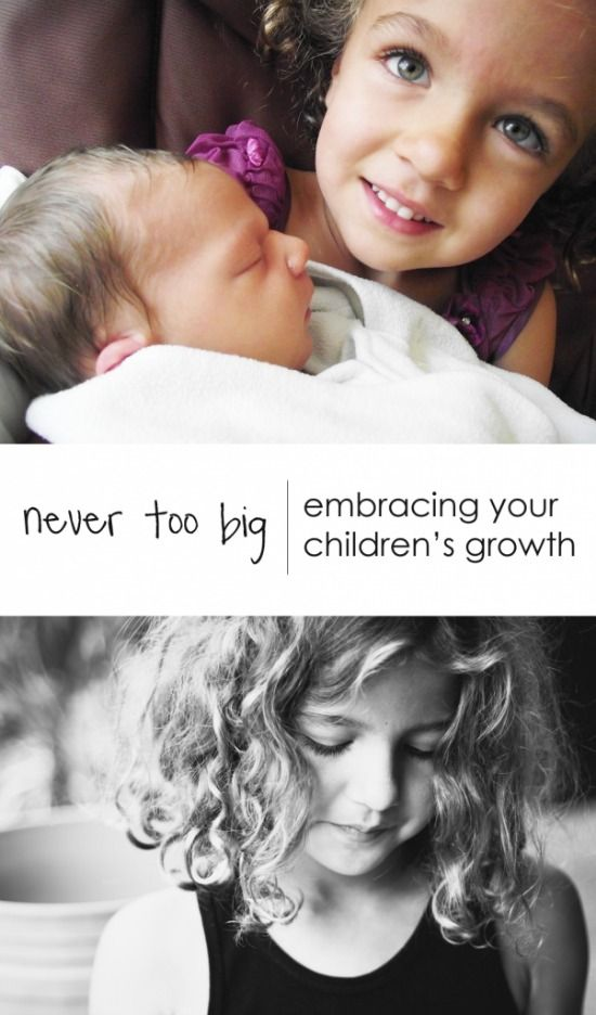 Embracing Change: I adore this post about keeping perspective as the kids grow... *love