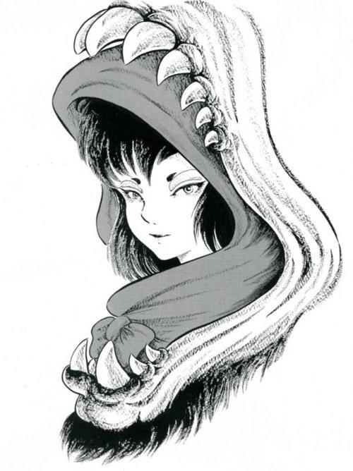 コミックナタリー - 高橋葉介、まんがグリム童話で新連載。第1話は「赤ずきん」