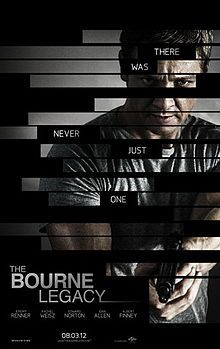 The Bourne Legacy: Movie Posters, Boxes Offices, Legacy Trailers, Jeremy Renner, Posters Design, Jason Bourn, Film Posters, Movie Trailers, The Bourn Legacy