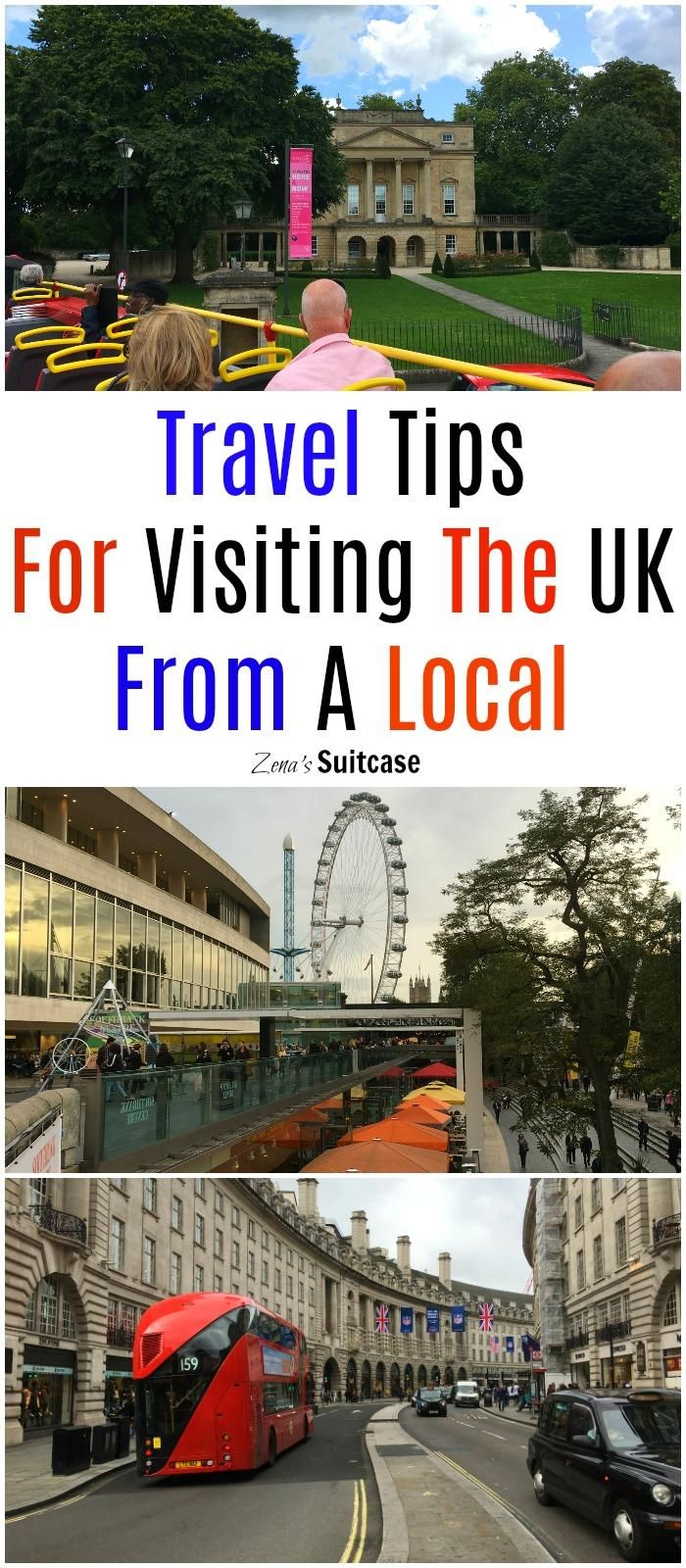 Travel Tips and advice For Visiting The UK From A Local