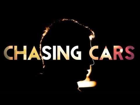 Chasing Cars - Snow Patrol (Lyrics on screen)