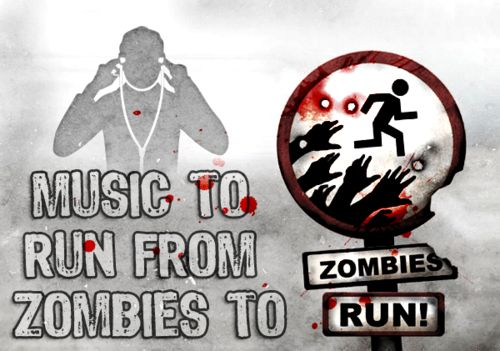 running Zombies Run zombies run! runner 5 running music