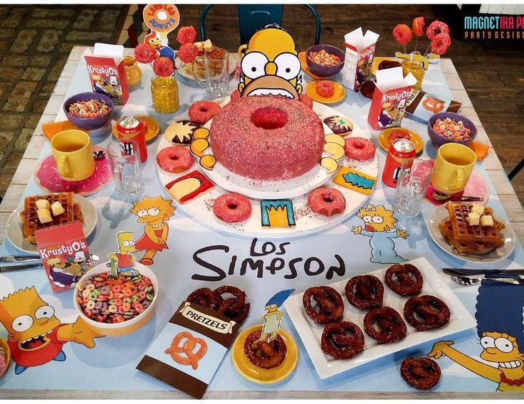 Simpson  BREAKFAST - TV SHOW