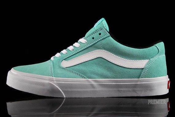 """Vans TNT 5 """"Seafoam"""" - SneakerNews.com"""