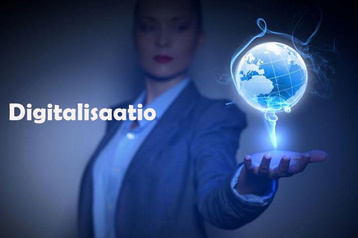 """CHALLENGE: Uskallan keksiä ja oivaltaa uusia liiketoimintamalleja yhdistämällä sitä tarvitsevat ja nykyaikaiset resurssit. """"Digitalisaatio on aikakautemme suurin muutosvoima. Se luo suomalaisille yrityksille paljon mahdollisuuksia kasvaa, tehostaa ja uudistua."""""""