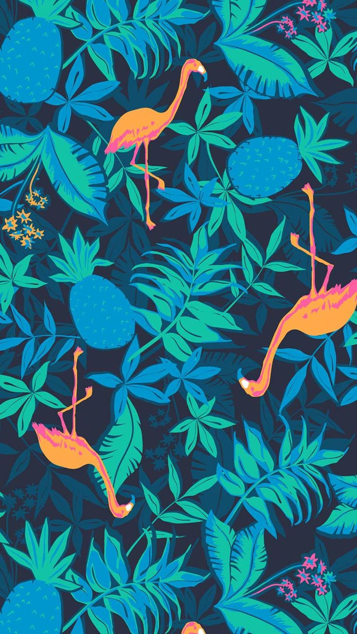 Tumblr iphone wallpaper summer - Wallpaper Iphone Tumblr Backgroundstropical Patternsummer