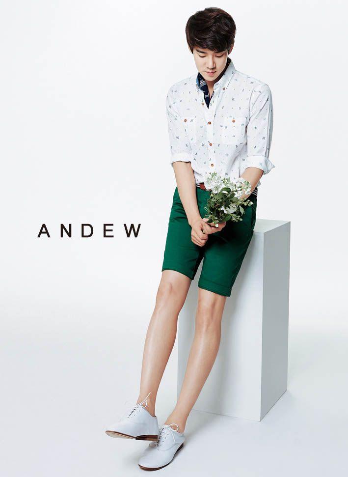 Yoo Yun Suk - Andew 2014