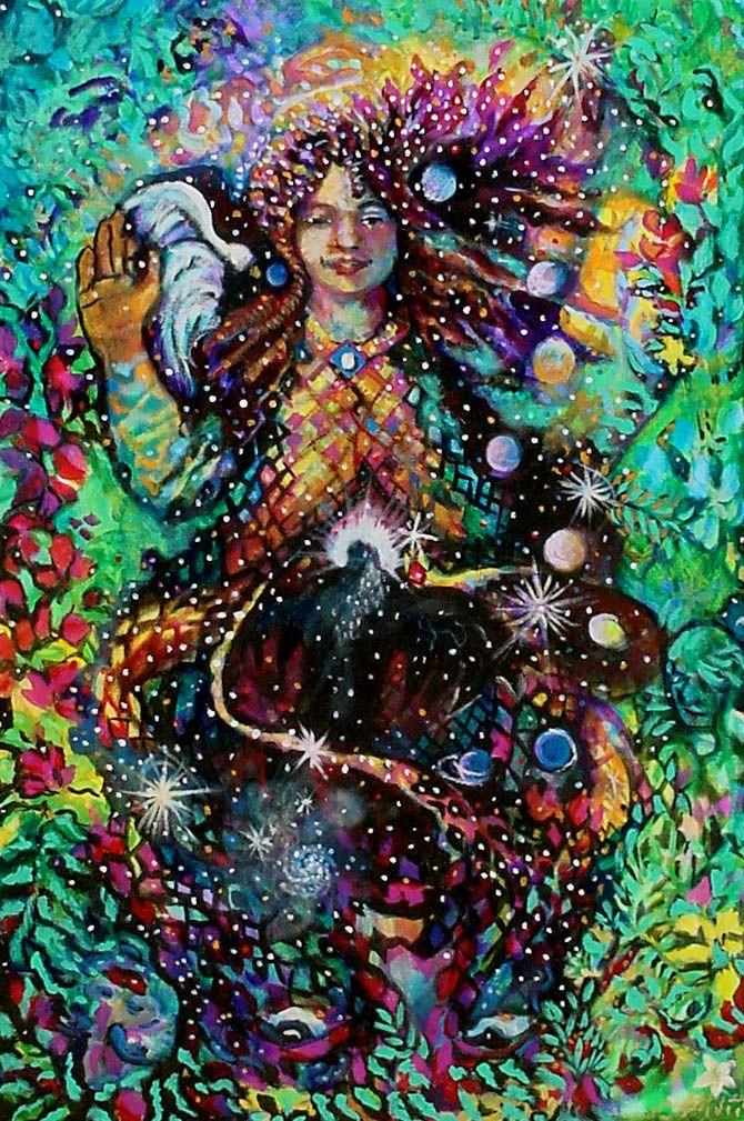 The Universe Creators Path Tarot Anna Mills Raimondi