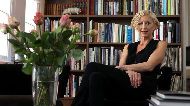 Joanna Murray-Smith, playwright.