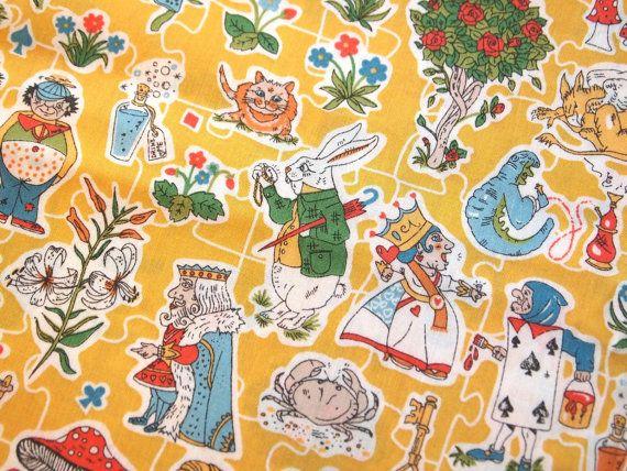 Liberty Tana Lawn fabric  Gallymoggers Reynard D by sewsewnsew