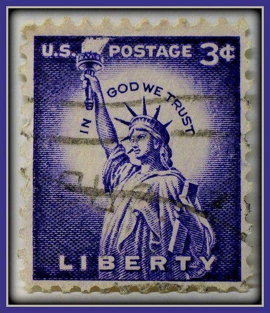 Purple 3 Cent Stamp Postage Stamp Design Rare Stamps Vintage Stamps