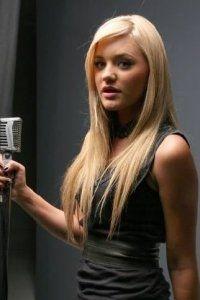 AJ Michalka as Christine